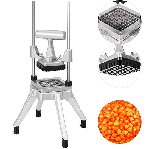 (Happybuy Commercial Vegetable Fruit Dicer 3/8