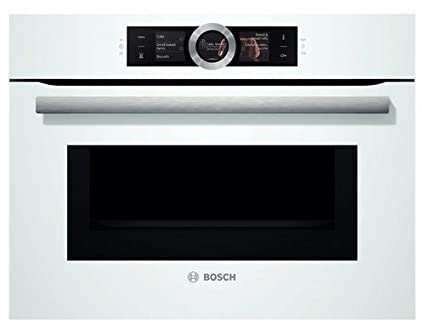 Bosch CMG6764W1 - Horno (Horno eléctrico, 45 L, 45 L, 30-300 °C, 2800 W, 1000 W): Amazon.es: Electrocosto