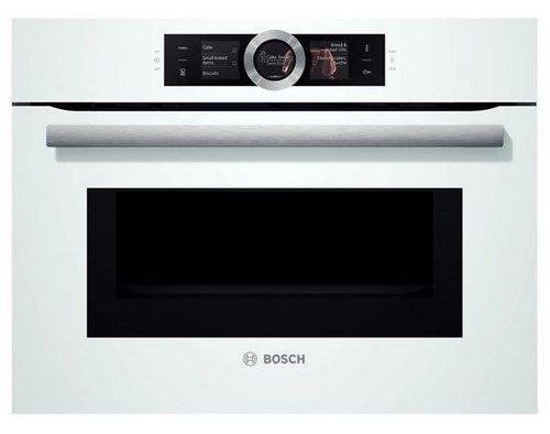 Bosch CMG6764W1 - Horno (Horno eléctrico, 45 L, 45 L, 30-300 °C ...