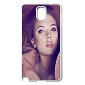 Quotes protective Phone Case Scarlett Johansson For Samsung Galaxy Note 3 N7200 NP4K02599