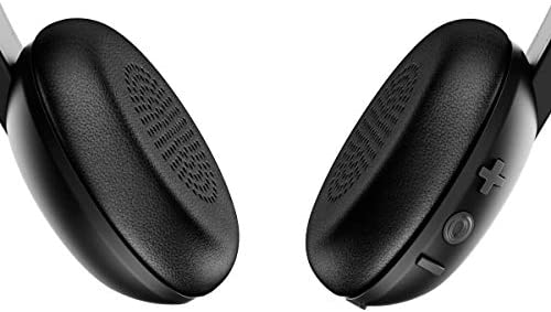 Lowest Price Skullcandy Uproar Bluetooth Wireless On-Ear Headphones with Built-In Mic and Remote, Black  DYwc533