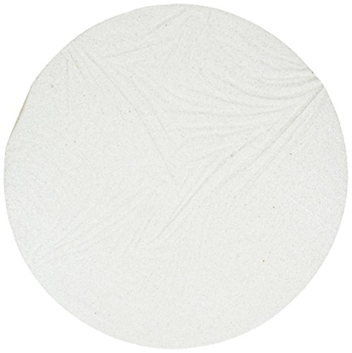 41jj5X57avL - Penn Plax 14-Inch Calcium Plus Round Gravel Paper for Bird Cage