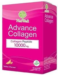 NatWell Advance Collagen Peptide 10000mg 10 sachets Dietary Supplement Product