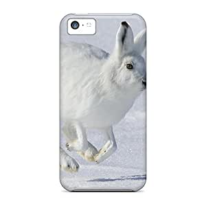 Ideal Saraumes Case Cover For Iphone 5c(white Rabbit), Protective Stylish Case