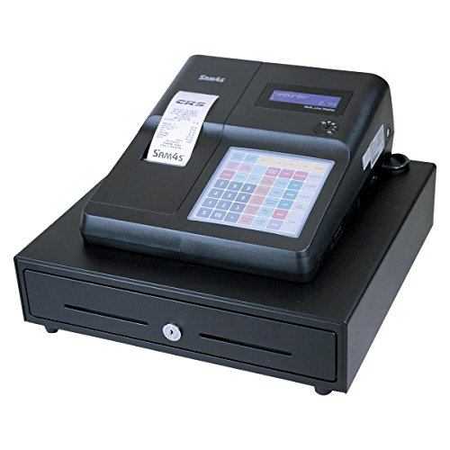 SAM4s ER-265EJ POS Retail CASH REGISTER NEW Model Replaces ER-265