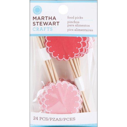 (Martha Stewart Crafts EK Success Vintage Girl Food)