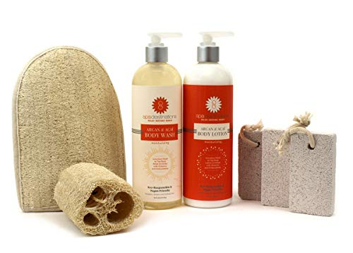 The Beautiful Feet Gift Set by Spa Destinations. Amazing Products, Value and Price! $71 Value