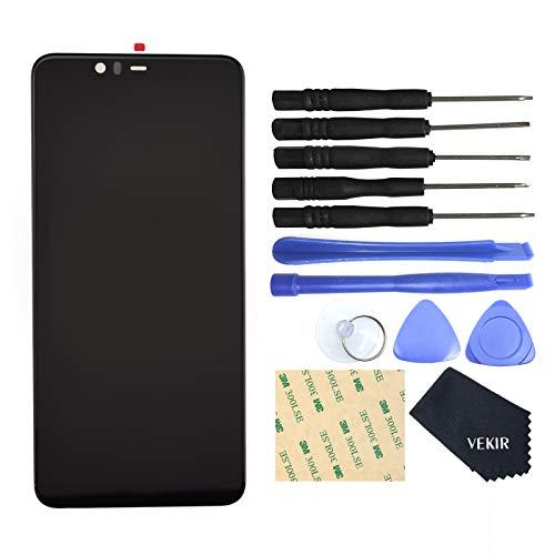 Modulo Pantalla Para Nokia 5.1 Plus, Negro