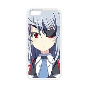 iPhone 6 Plus 5.5 Inch Cell Phone Case White Infinite Stratos 010 UN7164353