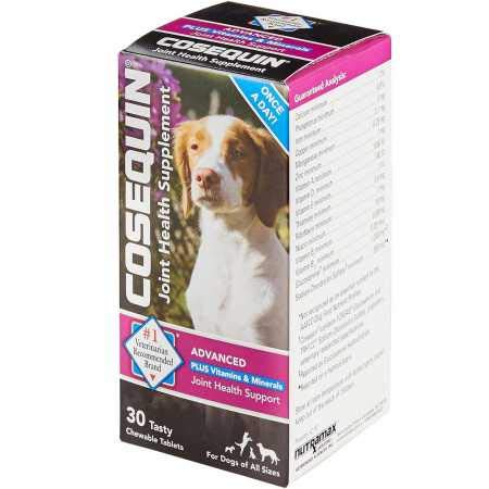 Cosequin Plus Advanced Strength Vitamins Minerals (30 Chewable Tablets)