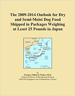 The 2009-2014 Outlook for Dry and Semi-Moist Dog Food Shipped in Packages Weighing at Least 25 Pounds in Japan