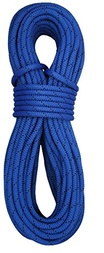 Sterling Rope 10mm SafetyPro Climbing Rope, Blue, 61m