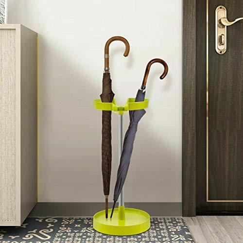 DSA Trade Shop Umbrella Stand Holder Modern Round Storage Rain Rack Home Office Entryway New ()