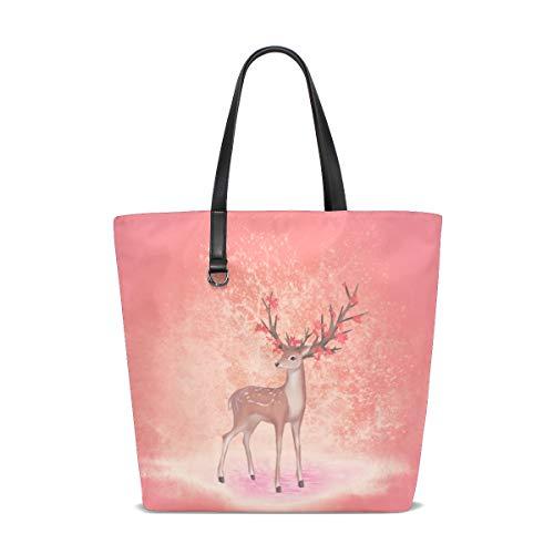 Unique Porter Taille Elk L'épaule À Sac Femme Tote Pour 001 Fantasy Bennigiry ABPwFq6P