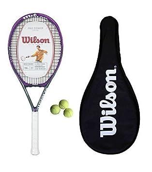 Wilson Pro Power Lite 110 Tennis Raqueta + Funda Para Palos ...