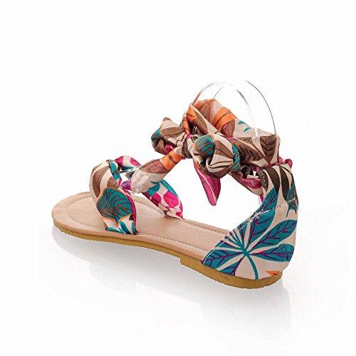 Swallowuk , Sandales de marche pour femme bleu bleu Asien 39 bleu