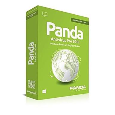 Panda Antivirus Pro 2015 - Software De Seguridad, 3 Licencias: Amazon.es: Software