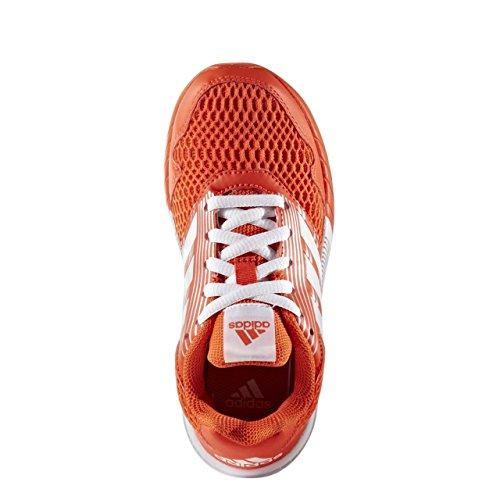 adidas AltaRun K - Zapatillas de deportepara niños, Naranja - (ENERGI/FTWBLA/PLAMET), 3