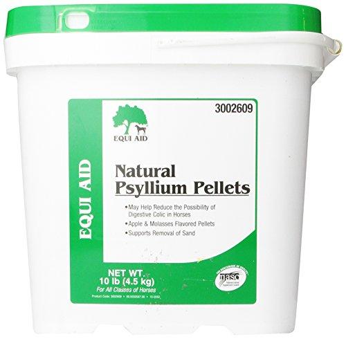 Natural Psyllium Pellets Digestive 10 Pound