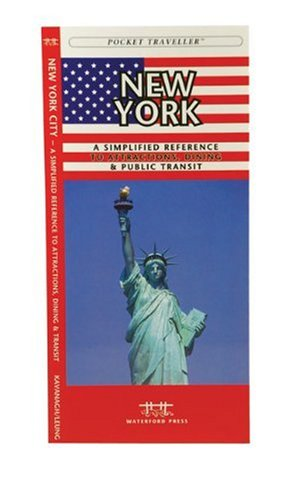 New York: A Simplified Reference to Attractions, Dining & Public Transit (City Easy Travel Guides)