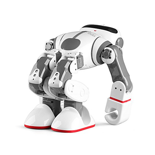 WLtoys Goolsky F8 Dobi Intelligent Humanoid Robot Voice/APP Control Toy with Dance Yoga Storytelling for Children Gifts by WLtoys (Image #6)