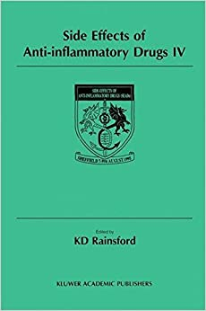 Side Effects of Anti-Inflammatory Drugs IV: The Proceedings of the IVth International Meeting on Side Effects of Anti-inflammatory Drugs, held in Sheffield, UK, 7-9 August 1995: Pt. 4