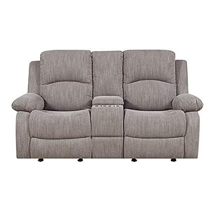 Awe Inspiring Amazon Com Pemberly Row Dante Textured Wheat Dual Reclining Ibusinesslaw Wood Chair Design Ideas Ibusinesslaworg