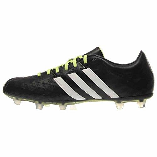 ... Hvit Adidas 11 Pro Fg Fotball Cleats Lys Flash Gul, Svart, Hvit ...