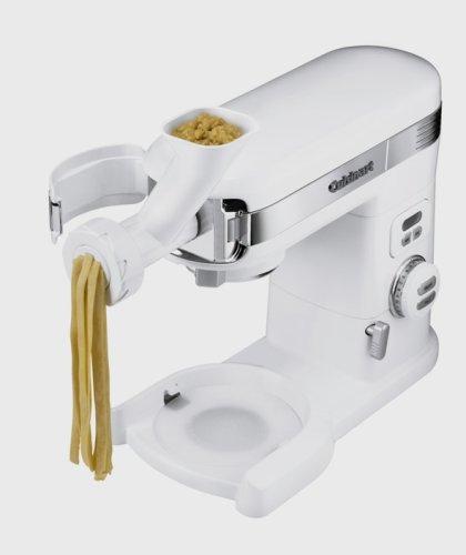 Cuisinart SM-PM Pasta-Maker Attachment for Cuisinart Stand Mixer, White