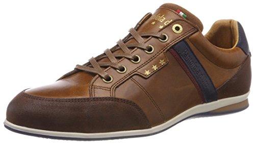 Tortoise Pantofola Jcu Roma d'Oro Herren Sneaker Braun Shell Low Uomo UUF0Aqw