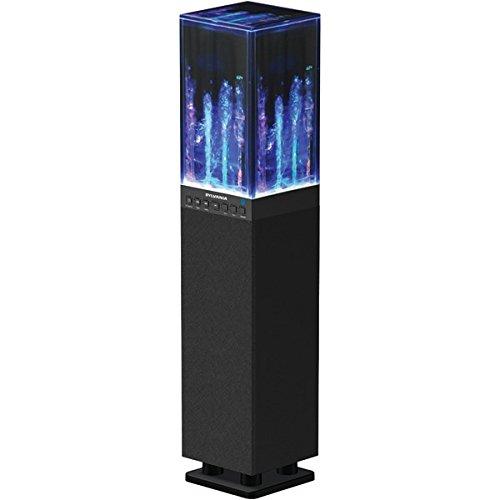 SYLVANIA SP118 BLACK Dancing Bluetooth Speaker