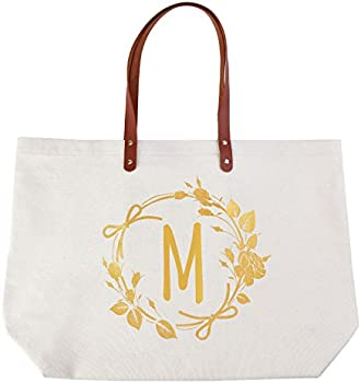 Monogrammed Tote Set with Travel Kit and WalletMakeup Clutch