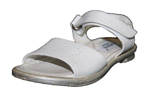 Cherie chaussures sandales pour enfant fille 780/blanc nacré-uE - 25 (sans emballage)