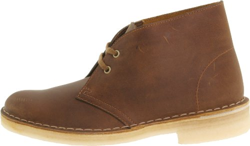 Clarks Originals Women's Desert Lace-Up Boot,Beeswax,6.5 M US