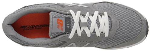 Shoe Grey Walking Men's MW411GR2 Balance New BCqAwpx