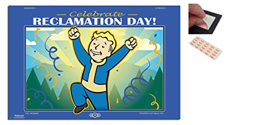 Fallout 76 Reclamation Day Poster - 91.5 x 61cms