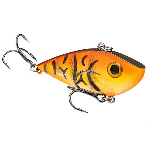 Strike King Lures, Red Eye Shad Tungsten 2 Tap, 2 1/2