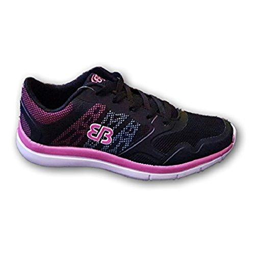 Sportschuhe Damen Fitness schwarz/pink groesse 37