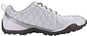 FootJoy Superlites Women's Golf Shoes 98819 White/Silver 6 Medium