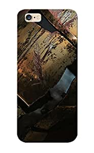 iphone 5s Case Cover - Slim Fit Tpu Protector Shock Absorbent Case (iron Man 3 Movies Comics )