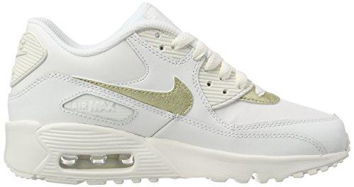 Mtlc Chaussures Summit Max Star 103 GS Fille White Nike de 90 pour Gold Course nbsp;LTR Blanc Air w4qgXOB