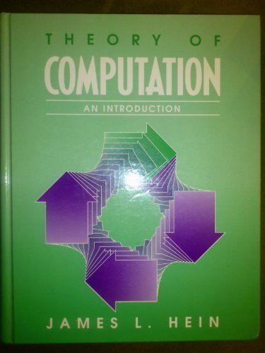 Theory of Computation: An Introduction (Jones and Bartlett Books in Computer Science)