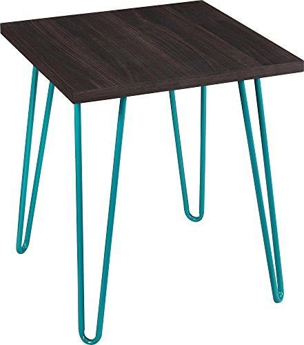 Ameriwood Home Owen Retro End Table, Espresso