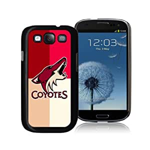 Victor Sports NHL Phoenix Coyotes Samsung Galaxy S3 Case for Sports Fans-Chritmas Gift, Samsung Galaxy S3 Hard Cover