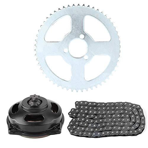 SANON Aandrijfsysteem T8f ketting 6T versnellingsbak tandwiel kit voor mini motorfiets 47Cc 49Cc motorketting
