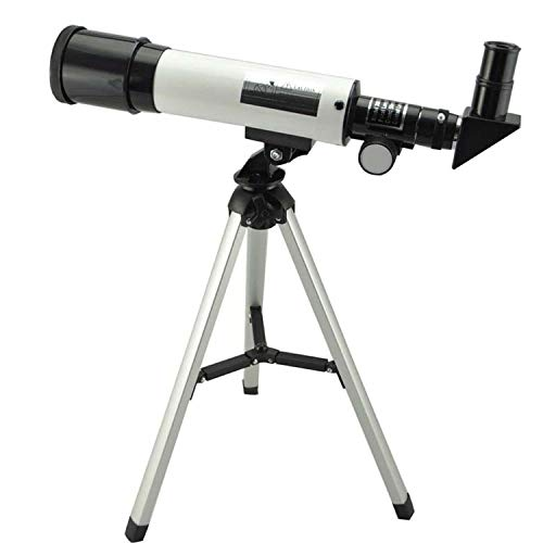 Refractive 360X50 Astronomical Telescope with Portable for sale  Delivered anywhere in USA