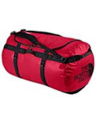 The North Face Water Resistant Base Camp Unisex Outdoor Duffel Backpack