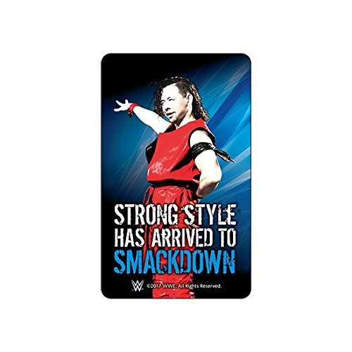 Kokorabo IC card stickers [Shinsuke Nakamura ver.3] that WWE shine by Kokorabo