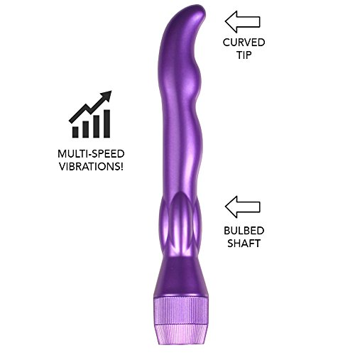 Curved G-Spot Vibrator Multi-Speed Vibrations for Powerful Orgasms Women Sex Toy