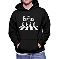Moletom Criativa Urbana The Beatles Banda Casaco Blusa - Masculino